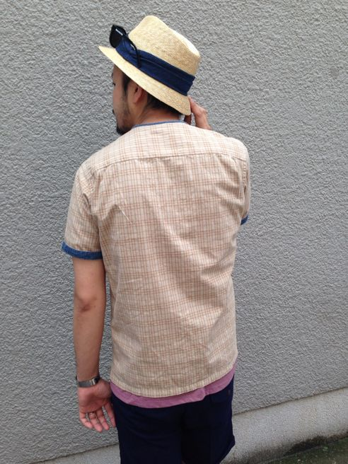 "Put on ""Cloak Henry""②_d0227059_21354852.jpg"