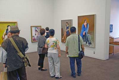 「第61回全日肖展」東京都美術館できょうから始まりました。_b0174462_21553997.jpg