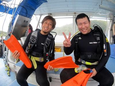 慶良間と青の洞窟へ!!_a0156273_19121973.jpg