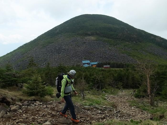 2014.6.14-16 八ヶ岳を南下する3days day3~行者小屋-小淵沢~_b0219778_11142627.jpg