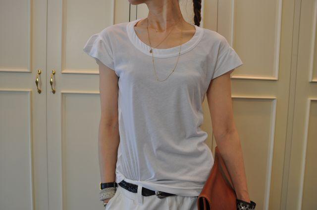 Scye の Tシャツ ・・・_b0110586_19281159.jpg