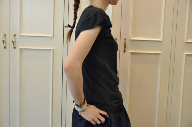 Scye の Tシャツ ・・・_b0110586_19292953.jpg