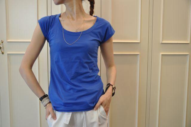 Scye の Tシャツ ・・・_b0110586_19303119.jpg