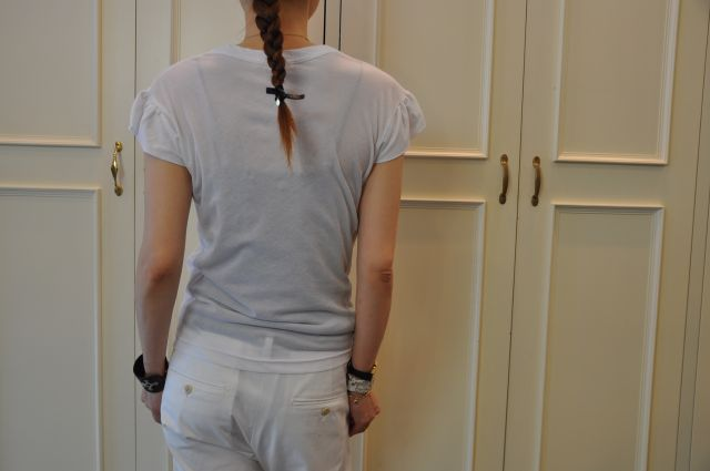 Scye の Tシャツ ・・・_b0110586_19314633.jpg