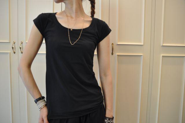 Scye の Tシャツ ・・・_b0110586_19322724.jpg