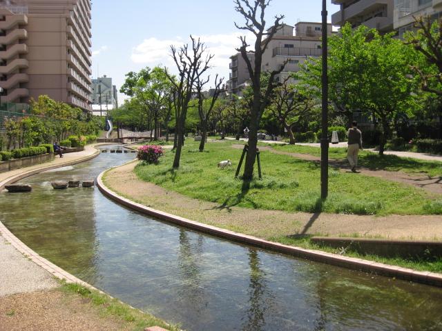 大横川親水公園_f0322193_92597.jpg