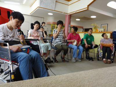 6/29  「日曜喫茶」_a0154110_10194832.jpg