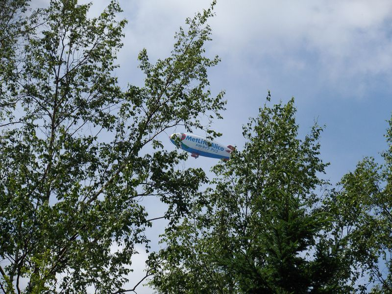 飛行船「スヌーピーJ号」最終飛行_c0025115_1819236.jpg