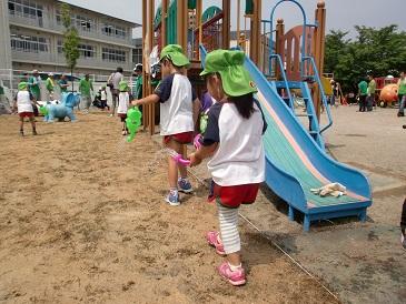 芝生プロジェクト2014  海保_e0149215_1453018.jpg