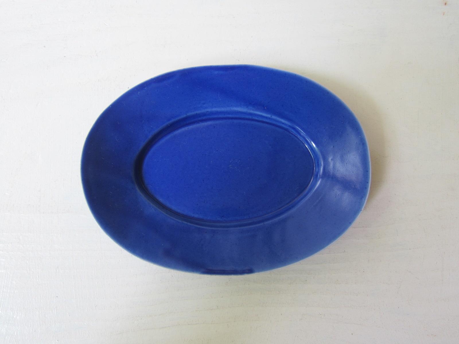 青いお皿~井山三希子さん。_b0207631_703042.jpg