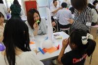 新潟朝鮮初中級学校にて、交流ワークショップを行いました。_c0167632_1843097.jpg