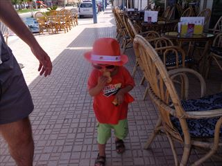 Peñiscola旅行3_e0120938_21564416.jpg