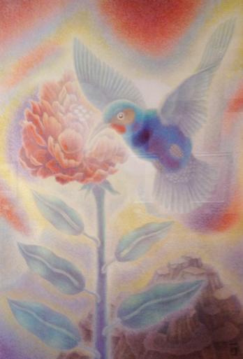 ◆妹尾一朗絵画展―楽園回帰―、白井和夫器展-が新潟日報朝刊『にいがたビュー』に載りました。_d0178448_02390647.jpg