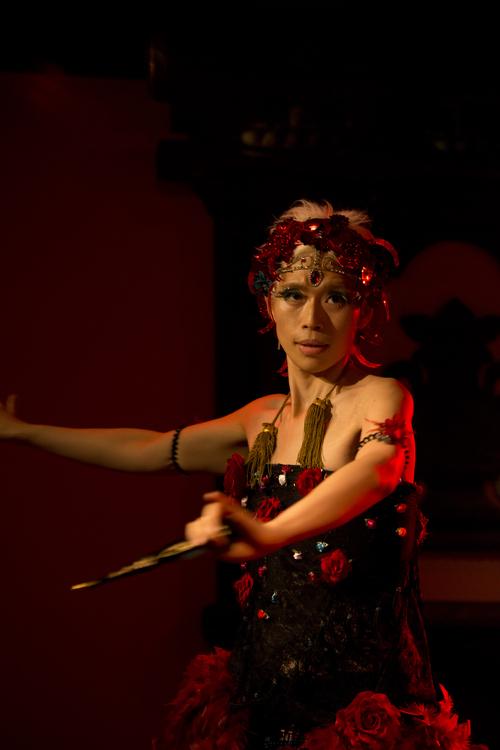 ベリーダンスショー写真&動画(おまけっ)_d0189569_1351827.jpg