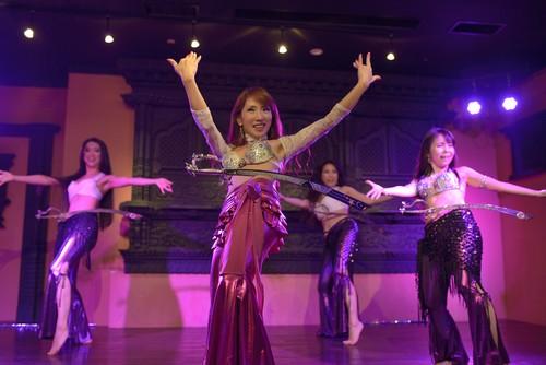 ベリーダンスショー写真&動画(おまけっ)_d0189569_1381117.jpg