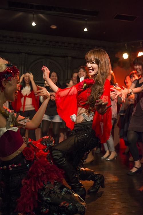 ベリーダンスショー写真&動画(おまけっ)_d0189569_147858.jpg