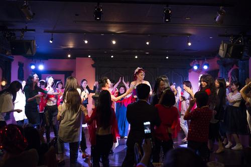 ベリーダンスショー写真&動画(おまけっ)_d0189569_1511294.jpg