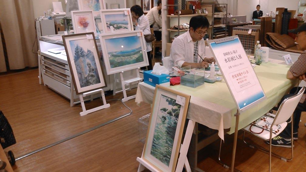 福岡アートステーション_f0176370_1335927.jpg