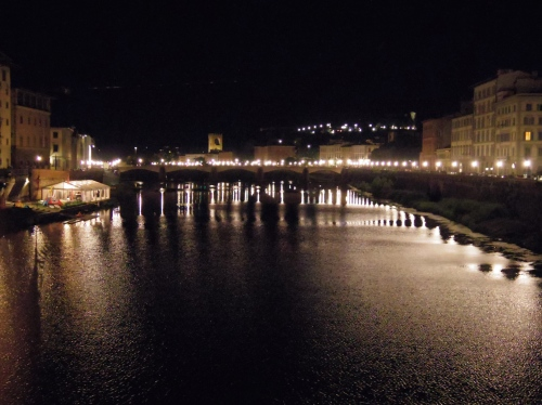 The Night@Ponte Vecchio,Firenze _c0118375_00531897.jpg