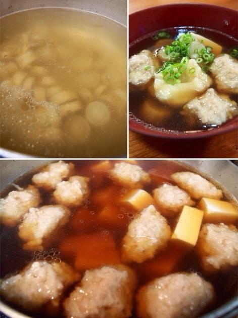 鶏そぼろ親子丼_a0258686_7385418.jpg