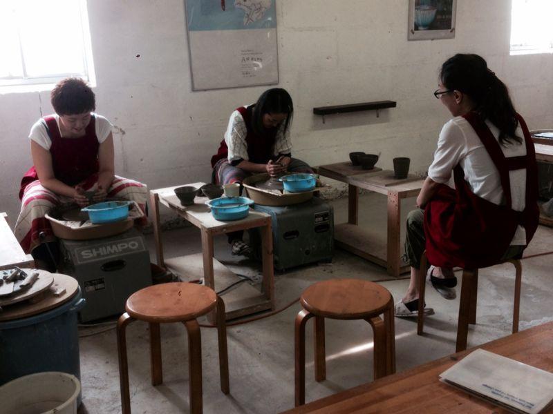 本日の陶芸教室 Vol.154_a0163716_22531411.jpg