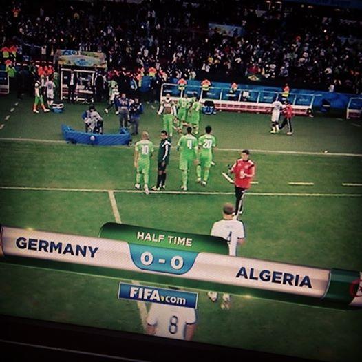 ドイツvsアルジェリアTV観戦記:ブラジルW杯_d0038951_801368.jpg