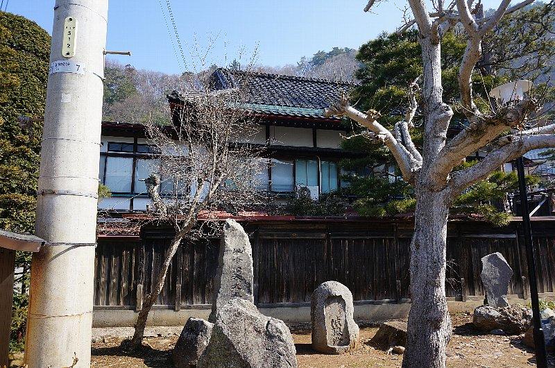 湯田中温泉の町並みと旅館群_c0112559_9213928.jpg
