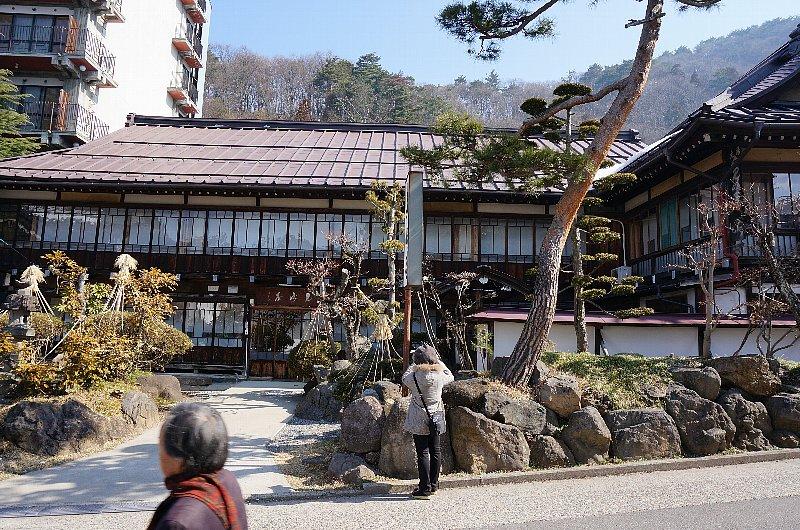 湯田中温泉の町並みと旅館群_c0112559_924425.jpg