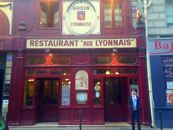 Paris 〜Restaurant_d0233672_23505720.jpg