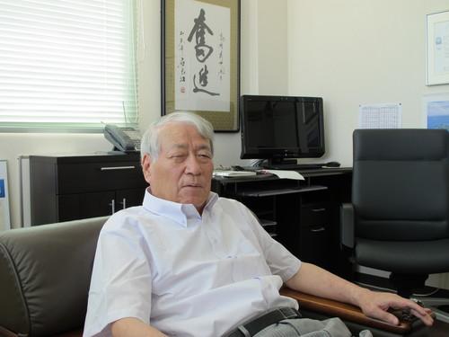 山形エスシーエス株式会社、高橋秀也代表取締役社長を訪問_c0075701_20173684.jpg