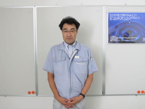 山形エスシーエス株式会社、高橋秀也代表取締役社長を訪問_c0075701_20193536.jpg