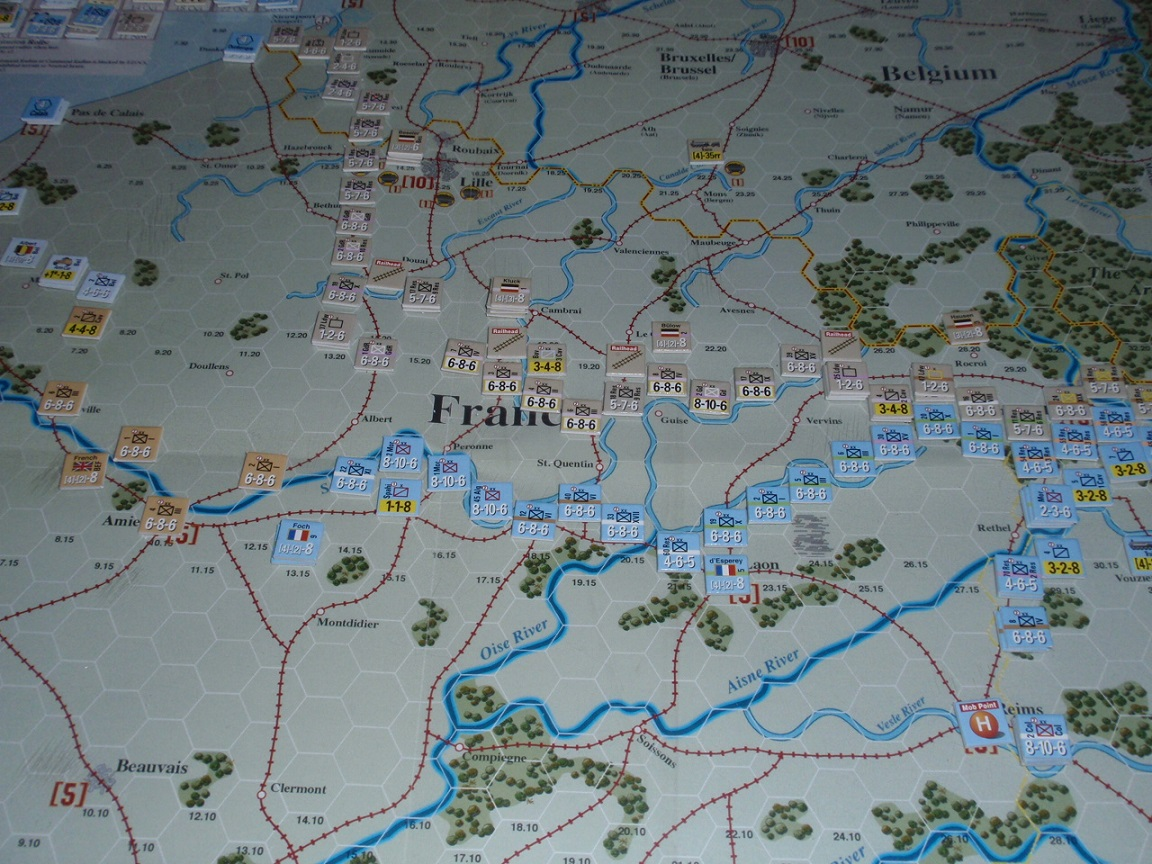 The Gamers「Drive on Paris」をソロプレイ⑤_b0162202_21565952.jpg