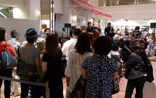 横浜そごうのニューヨークをテーマにしたイベント「NY Style」続報_b0007805_20305687.jpg