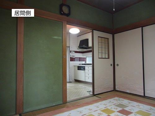 憧れの対面キッチン_c0203505_10393961.jpg