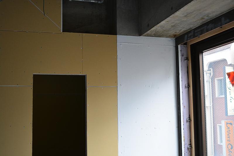 新宿 『cafe  wall』 施工日記no,4_f0192906_11371928.jpg