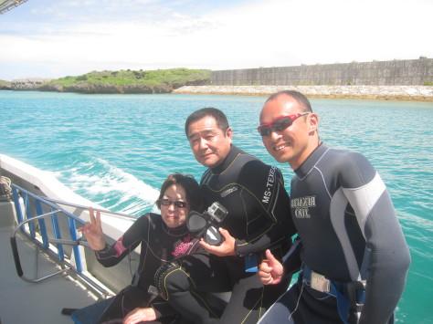 7月1日水納島ダイビング&万座ダイビング_c0070933_22083371.jpg