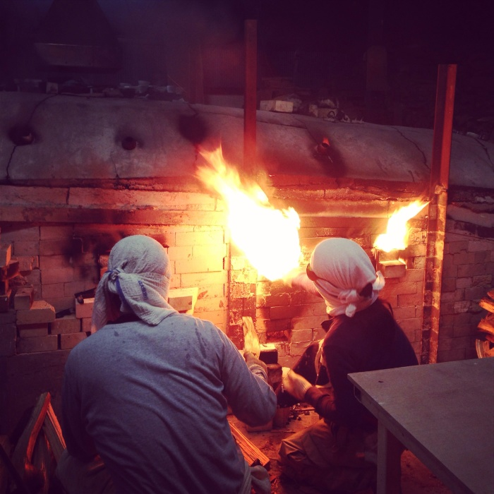窯焚き_d0210537_00431306.jpg