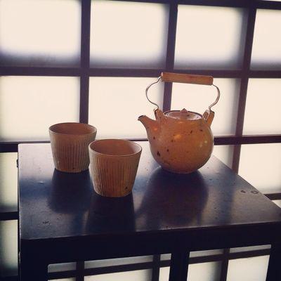 「日本茶でいっぷく 手仕事の急須ティーポット展」開催中_a0197647_819306.jpg