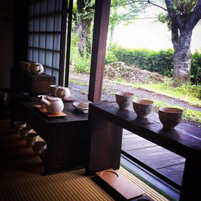 「日本茶でいっぷく 手仕事の急須ティーポット展」開催中_a0197647_8193094.jpg