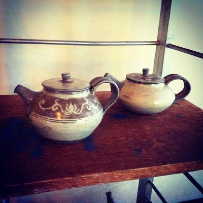 「日本茶でいっぷく 手仕事の急須ティーポット展」開催中_a0197647_8193156.jpg