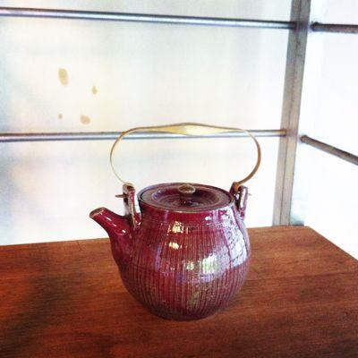 「日本茶でいっぷく 手仕事の急須ティーポット展」開催中_a0197647_8193294.jpg