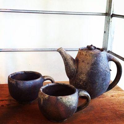 「日本茶でいっぷく 手仕事の急須ティーポット展」開催中_a0197647_8193311.jpg