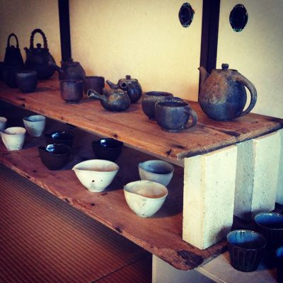 「日本茶でいっぷく 手仕事の急須ティーポット展」開催中_a0197647_8193543.jpg