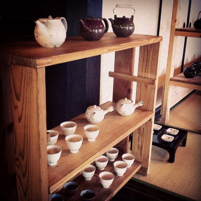 「日本茶でいっぷく 手仕事の急須ティーポット展」開催中_a0197647_8193649.jpg