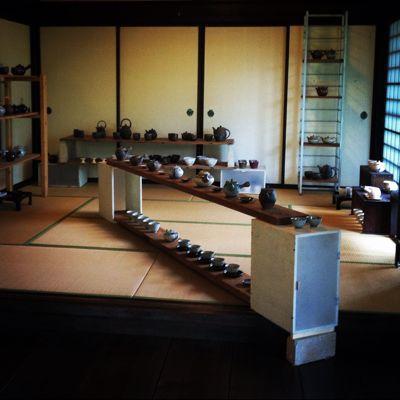 「日本茶でいっぷく 手仕事の急須ティーポット展」開催中_a0197647_8193715.jpg