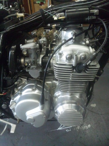 CB400F。エンジン修理でござる。その3_a0163159_00475543.jpg