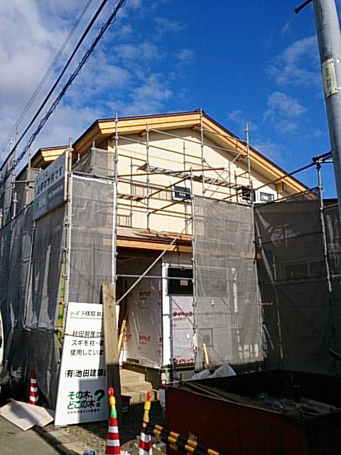 S様邸「新藤田の家」_f0150893_16423140.jpg