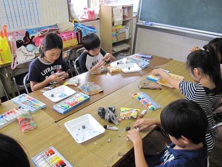 長尾教室 ~マグネット作り~_f0215199_14424427.jpg