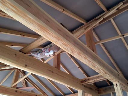 屋根の準備と壁の準備_a0148909_1141389.jpg
