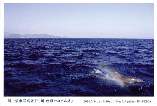 ■『九州・色彩をめぐる旅』刊行記念・川上信也写真展_d0190217_18125612.jpg